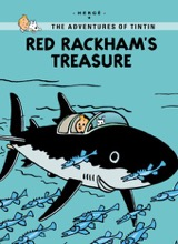 Little Brown: Tintin Young Readers Edition #12: Red Rackhams Treasure