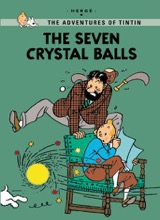Little Brown: Tintin Young Readers Edition #13: The Seven Crystal Balls