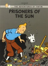 Little Brown: Tintin Young Readers Edition #14: Prisoners of the Sun