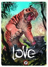 Magnetic Press: Love #1: The Tiger