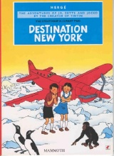 Mammoth: Jo, Zette and Jocko (Mammoth) #2: Destination New York