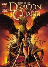 Marvel: Soleil #11: Tales of the Dragon Guard