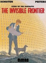 NBM: Cities of the Fantastic #2: The Invisible Frontier 1