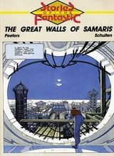 NBM: Stories of the Fantastic #2: The Great Walls of Samaris