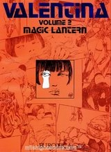 NBM/Eurotica: Valentina #2: Magic Lantern