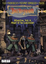 NBM: Dungeon #M.4: Monstres: Night of the Ladykiller