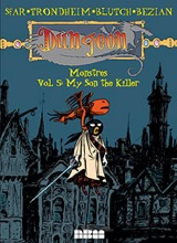 NBM: Dungeon #M.5: Monstres: My Son the Killer