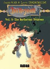 NBM: Dungeon #D.2: Zenith: The Barbarian Princess