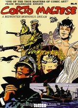 NBM: Corto Maltese (NBM) #4: A Midwinter Mornings Dream