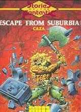 NBM: Stories of the Fantastic #1: Escape from Suburbia