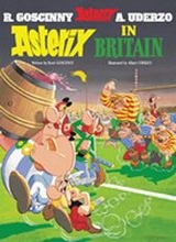 Orion: Asterix (Orion) #8: Asterix in Britain