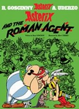 Orion: Asterix (Orion) #15: Asterix and the Roman Agent