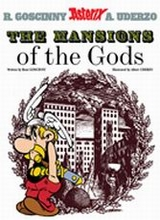 Orion: Asterix (Orion) #17: The Mansions of the Gods