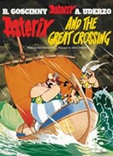 Orion: Asterix (Orion) #22: Asterix and the Great Crossing