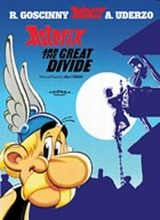 Orion: Asterix (Orion) #25: Asterix and the Great Divide