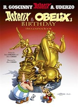 Orion: Asterix (Orion) #34: Asterix and Obelixs Birthday: The Golden Book