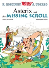 Orion: Asterix (Orion) #36: Asterix and the Missing Scroll