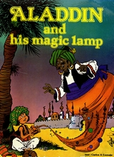 Presse-Import: Aladdin and his Magic Lamp