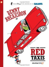 Papercutz: Benny Breakiron #1: The Red Taxi
