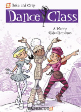 Papercutz: Dance Class #6: A Merry Olde Christmas