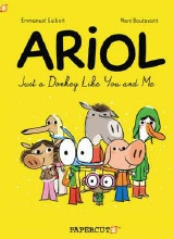Papercutz: Ariol #1: Just a Donkey Like You and Me
