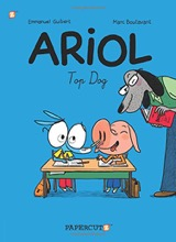 Papercutz: Ariol #7: Top Dog