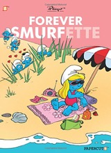 Papercutz: The Smurfs Graphic Novels #2: Forever Smurfette