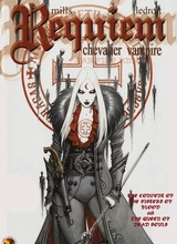 Panini: Requiem Vampire Knight #4: Convent of the Blood Sisters & the Queen of Dead Souls