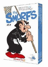 Papercutz: The Smurfs (Boxed Set) #3: The Smurfs Boxed Set 7 - 9