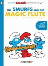 Papercutz: The Smurfs #2: The Smurfs and the Magic Flute