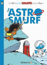 Papercutz: The Smurfs #7: The Astrosmurf