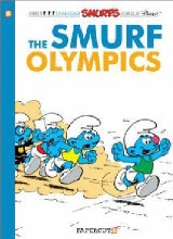 Papercutz: The Smurfs #11: The Smurf Olympics