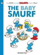 Papercutz: The Smurfs #14: The Baby Smurf