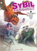 Papercutz: Sybil the Backpack Fairy #5: The Dragons Dance