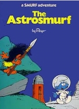 Random House: A Smurf Adventure #2: The Astrosmurf