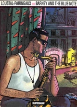 Fantagraphics: Barney and the Blue Note