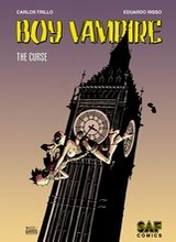 SAF Comics: Boy vampire #2: The Curse