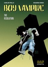 SAF Comics: Boy vampire #4: The Resolution