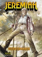 SAF Comics: Jeremiah #20: Mercenaries