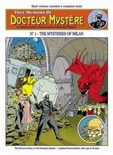 SAF Comics: Docteur Mystére #1: The Mysteries of Milan