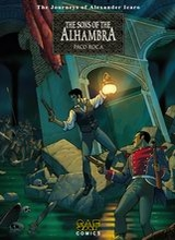 SAF Comics: The Journeys of Alexander Icaro: The Sons of the Alhambra