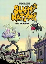 SAF Comics: Slum Nation #2: Crazy of Love