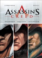 Titan Books: Assassins Creed (3-in-1) #1: The Ankh of Isis Trilogy
