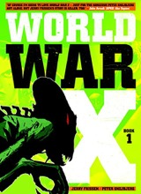 Titan Books: World War X #1: Helius