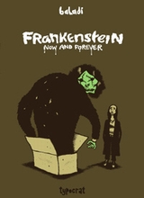 Typocrat Press: Frankenstein Now and Forever