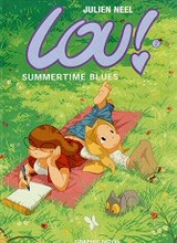 Usharp Comics: Lou! #2: Summertime Blues