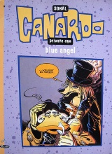 Xpresso:  #1: Canardo Private Eye: Blue Angel