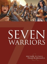 Seven Warriors #1: Seven Warriors 1 [+2 magazines]