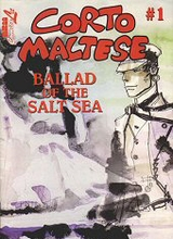 Ballad of the Salt Sea #1: Ballad of the Salt Sea 1 [+6 magazines]