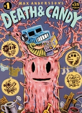 Death & Candy #1: Death & Candy 1 [+3 magazines]